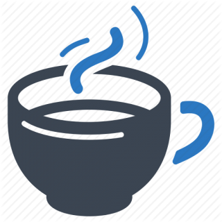 Break Coffee Cup PNG images