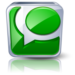 Glass Technorati Icon PNG images