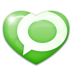 Technorati Heart Icon PNG images