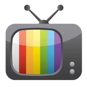 Icon Vector Television PNG images