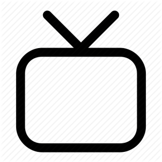 Free Television Icon PNG images