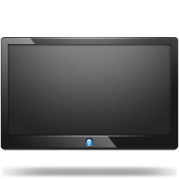 For Television Windows Icons PNG images