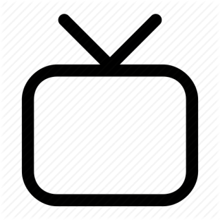Icon Television Download PNG images