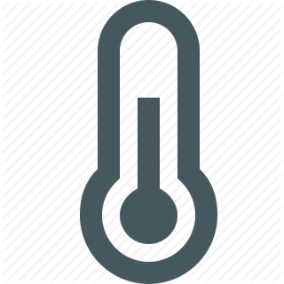Drawing Temperature Icon PNG images