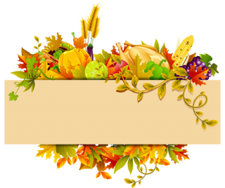 Thanksgiving Designs Png PNG images
