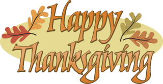 Happy Thanksgiving Png Hd PNG images
