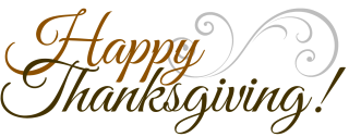 Happy Thanksgiving Png Image PNG images