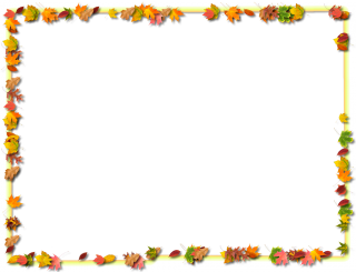 Thanksgiving Frame Png PNG images