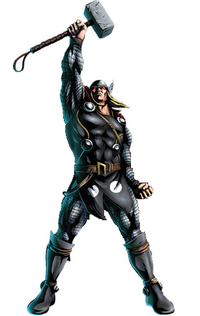 Background Thor PNG images