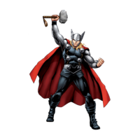Best Thor Image Png Collections PNG images