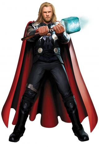 Background Transparent Thor PNG images