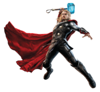 Vector Thor Png PNG images