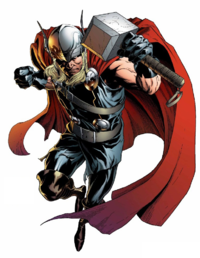 Thor Transparent Background PNG images