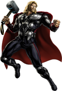 Pictures Thor Free Clipart PNG images