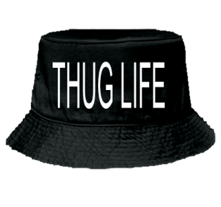 THUG LIFE Otto Cap 16 097 16 0972030 Custom Heat Pressed PNG images