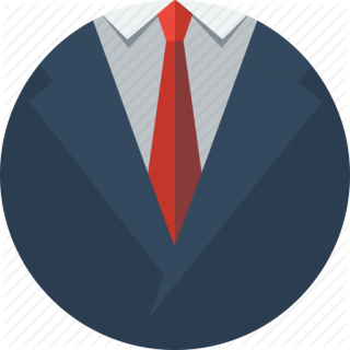 Suit And Tie Icon PNG images