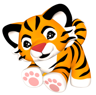 Cute Animal Tiger Png PNG images