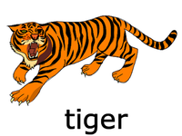Best Free Tiger Png Image PNG images