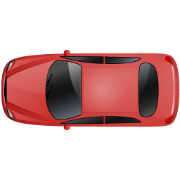 Red Top Car Png PNG images