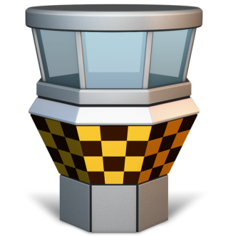 Control Tower Icon PNG images
