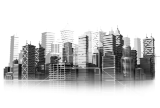 City Skyline PNG Image PNG images