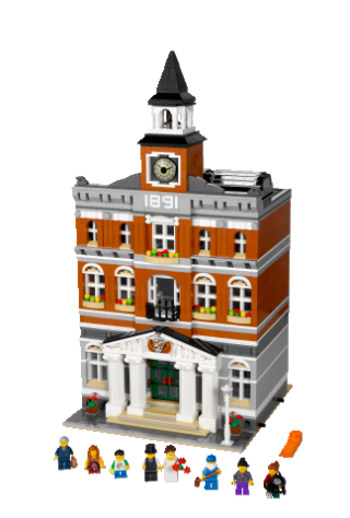 Town Hall Png PNG images