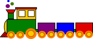 Download Free Vector Png Toy Train PNG images
