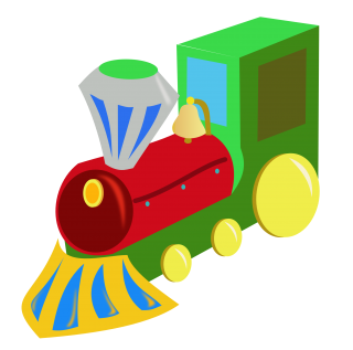 Download Toy Train Free PNG PNG images