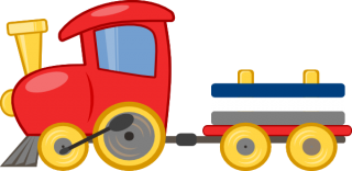 High Resolution Toy Train Png Clipart PNG images