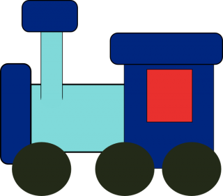 Toy Train Png Icon PNG images