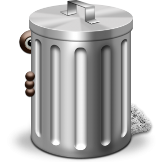 Download Ico Trash Can PNG images