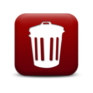 Icon Trash Can Free Vectors Download PNG images