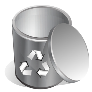 Trash Can Icon Png PNG images