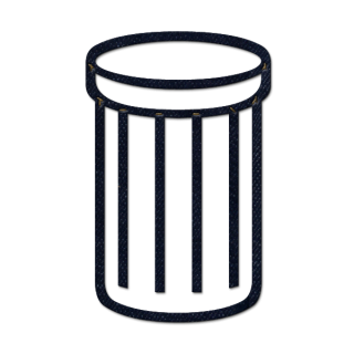 Symbol Icon Trash Can PNG images