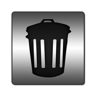 Hd Icon Trash Can PNG images