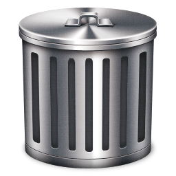 Icon Trash Can Pictures PNG images