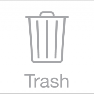 Trash Can Transparent Icon PNG images