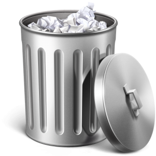 Transparent Trash Can Png PNG images
