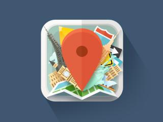 Drawing Icon Travel PNG images