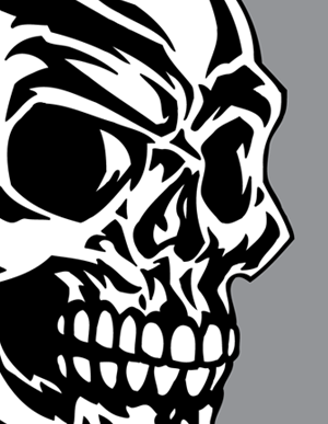 Png Free Tribal Skull Tattoos Images Download PNG images
