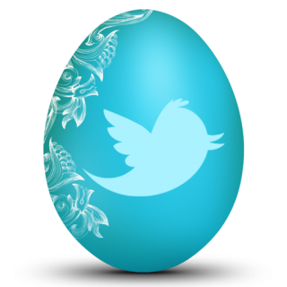 Eggs, Ornament, Logo Twitter PNG images