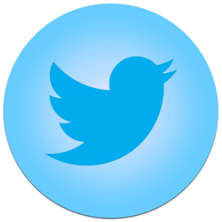 Circle Blue Logo Icon, Twitter Symbol PNG images