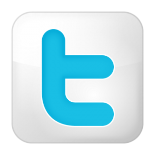 Twitter Logo Icon Grey Background PNG images