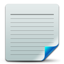 Document Txt Icon | Plump Iconset | Zerode PNG images