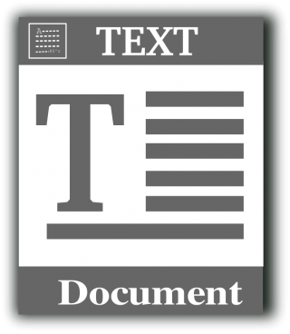 Free Vector Text File Icon 100713 Text File Icon PNG images
