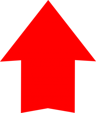 Up Arrow Png Available In Different Size PNG images
