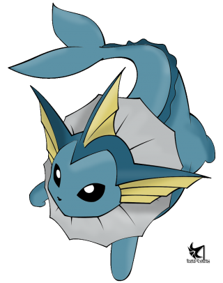 High-quality Png Vaporeon Download PNG images