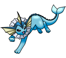 Vaporeon Download Icon PNG images