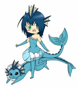 Png Format Images Of Vaporeon PNG images