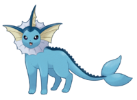 Vaporeon Png Download Clipart PNG images